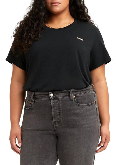 Levi's® Plus Size Cropped Jordie T-Shirt