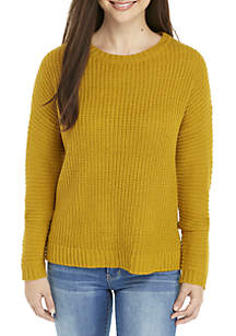 High-Low Sweater