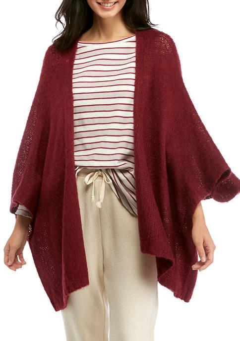 Soft Shop Cozy Poncho Sweater