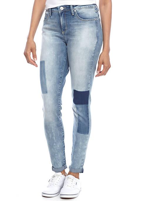 Lisbeth Curvy Skinny Ankle Jean