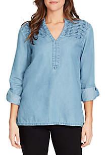 Bandolino Trinity Henley Shirt
