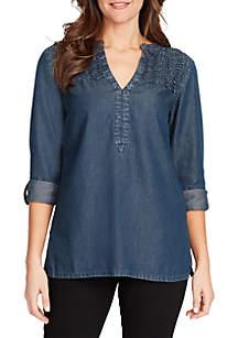 Trinity Henley Shirt