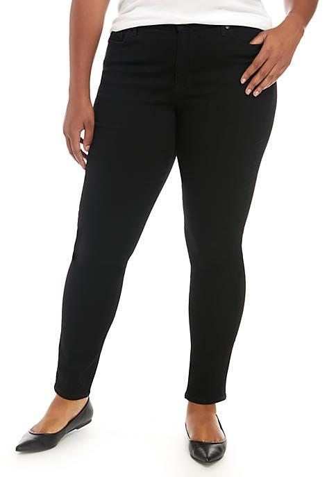 Gloria Vanderbilt Plus Size Skinny Jeans