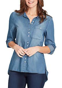 Maria Denim Shirt