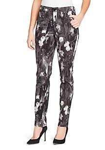 Mandie Slim Average Print Jeans