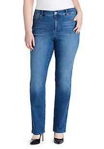 Plus Size Mandie Perfect Fit Jean
