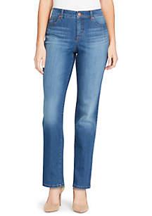 Petite Mandie Basic Average Jeans
