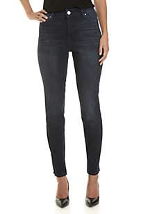 Mandie Slim Short Jeans