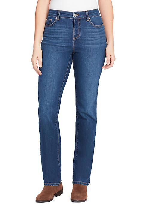 Bandolino Petite Mandie Denim Average Jeans