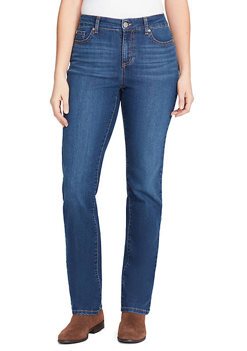 Mandie Denim Straight Leg Jeans
