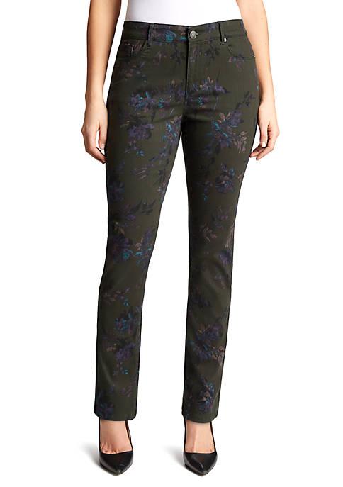 Mandie Floral Jeans