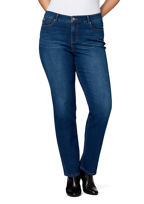 Plus Size Mandie Denim Jeans