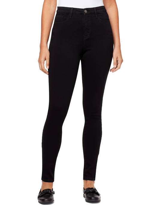 Bandolino Womens Thea High Rise Jeans
