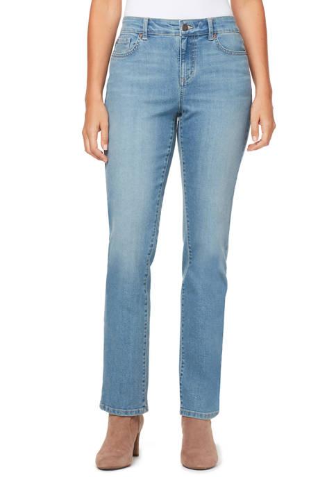 Bandolino Petite Mandie Average Denim Jeans