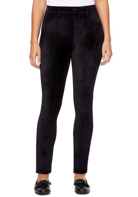 Womens Bella Velour Pants