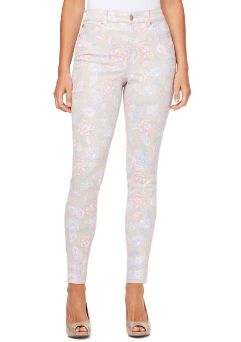 Bandolino Womens Mandie Skinny Jeans