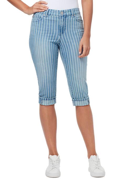 Bandolino Womens Mandie Skimmer Pants