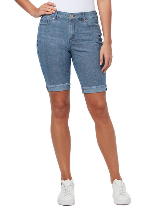 Womens Riley Bermuda Shorts