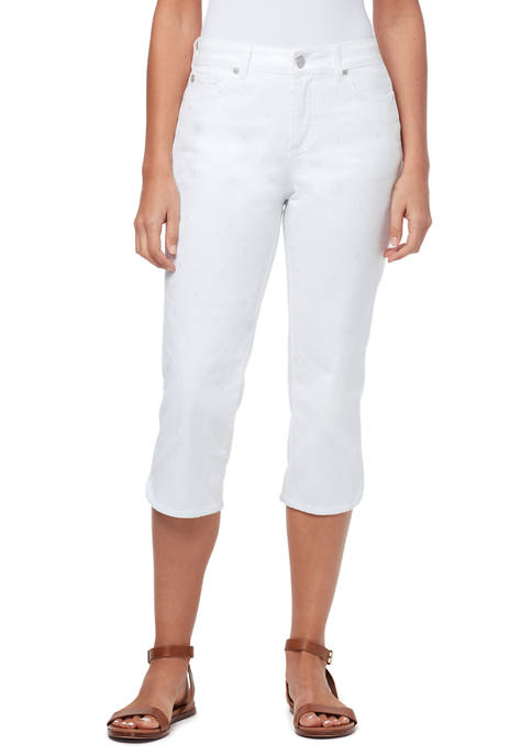 Womens Mandi Capri Pants