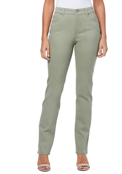 Womens Mandie Straight Jeans