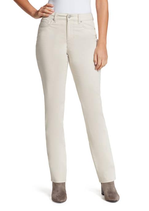 Mandie Straight Short Jeans