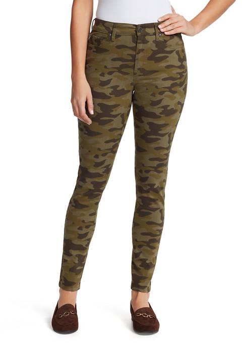 Mandi Skinny Print Pants