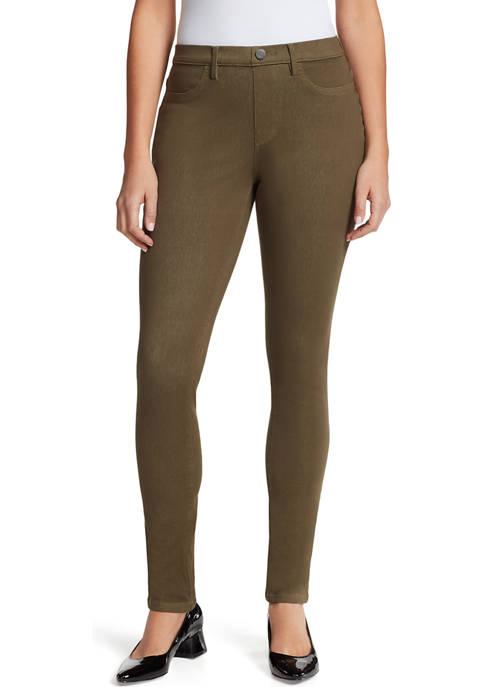 Bandolino Womens Bella Colored Denim Jeans