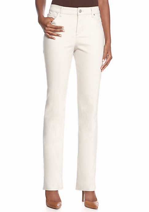 Mandie Fashion Color Jean