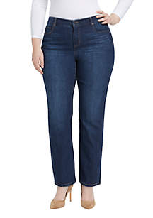 Plus Size Mandie Jeans - Average