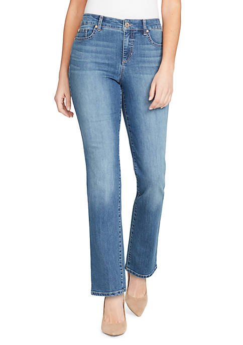 Bandolino Womens Mandie Perfect Fit Jeans