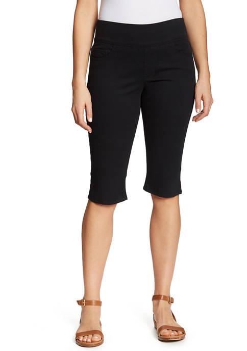 Bandolino Womens Theadora Skimmer Shorts