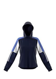Womens Sport To Street Wind Jacket