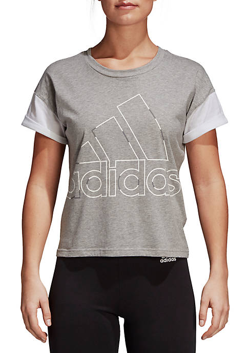 adidas Sport ID Badge of Sport Tee