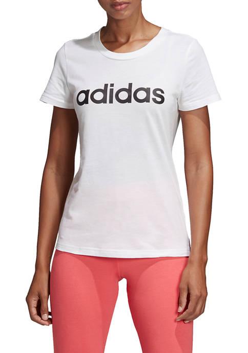 adidas Essentials Linear Slim T-Shirt