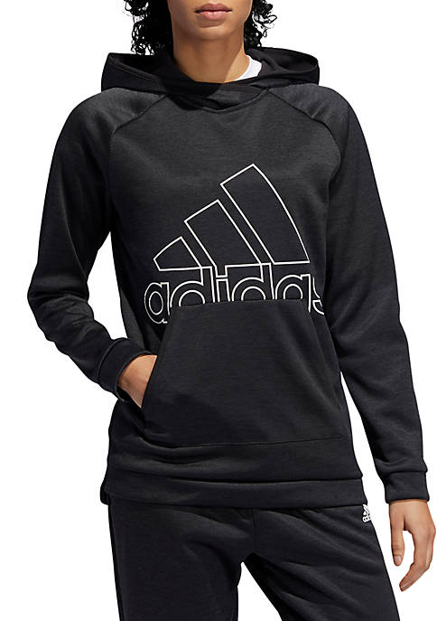 adidas Team Issue Badge of Sport Hoodie