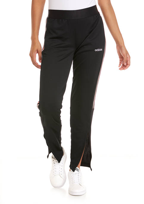 adidas Sereno Pink Stripe Pants