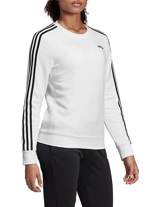 Essentials 3 Stripes Sweatshirt