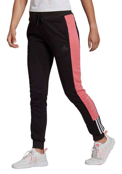 Essentials Logo Colorblock Pants