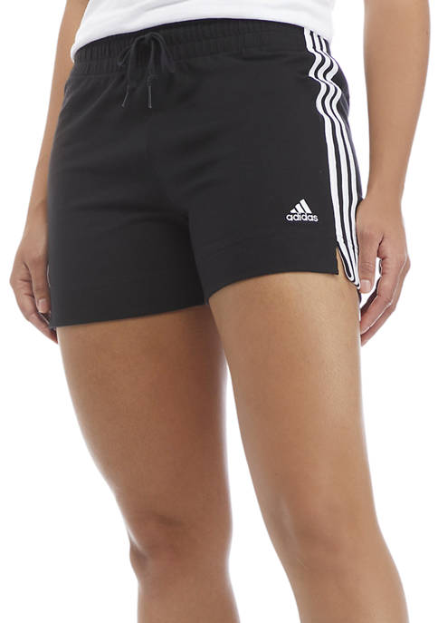 3 Stripe Jersey Shorts