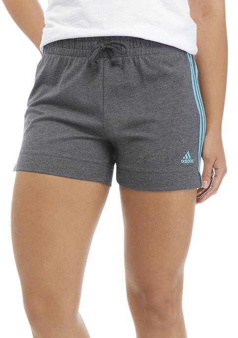 3-Stripe Terry Shorts