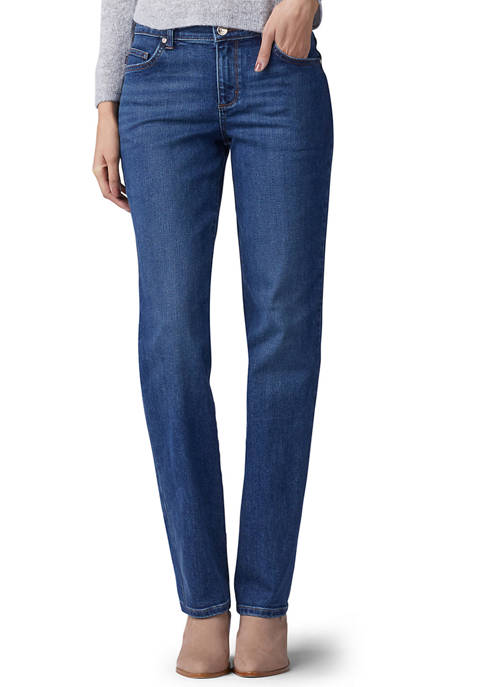 Lee® Petite Relaxed Fit Jeans
