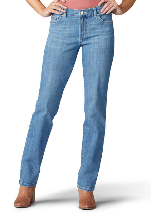 Lee Women S Relaxed Fit Straight Leg Jeans Belk Carhartt women's relaxed fit stretch denim jasper jean. women s relaxed fit straight leg jeans