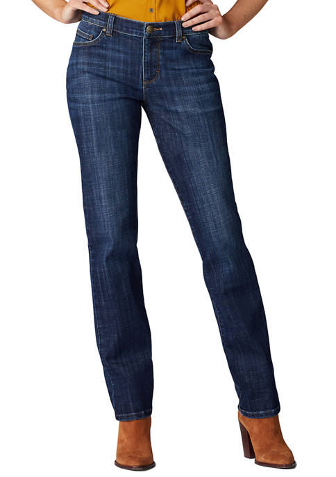 Petite Relaxed Fit Jeans