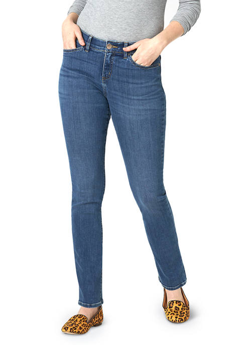 Lee® Plus Size Flex Motion Regular Fit Jeans