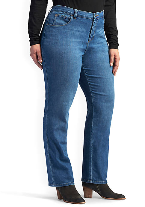 Lee® Plus Size Relaxed Fit Jeans