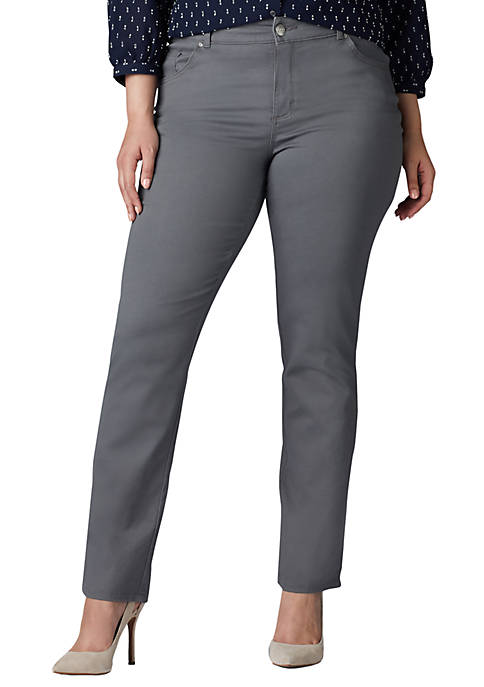 Plus Size Relaxed Fit Jeans