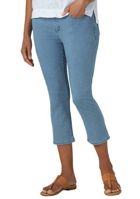 Lee® Womens Legendary 5 Pocket Capri Pants