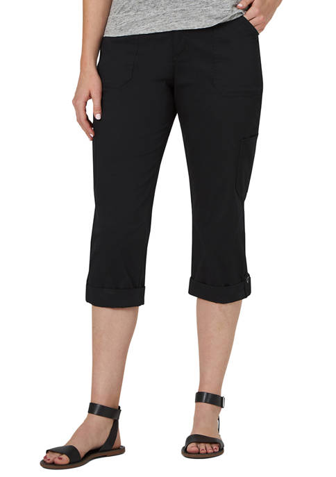 Lee® Womens Relaxed Fit Flex To Go Cargo