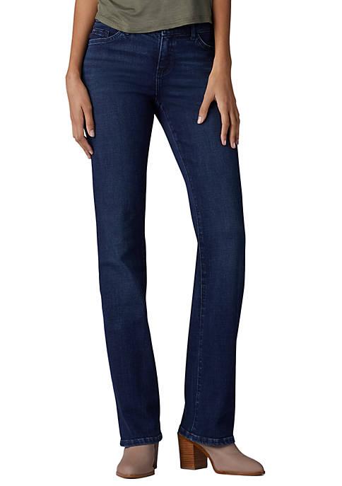 Lee® Womens Flex Motion Boot Cut Jeans