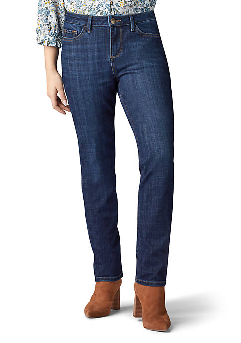 Petite Secretly Shape Denim Jeans